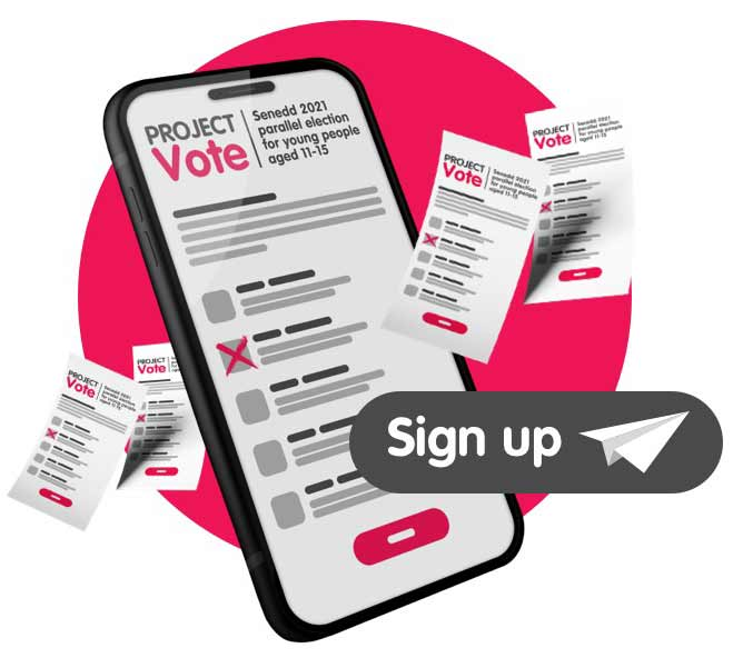 Sign-up and take part